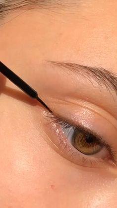 Edgy Makeup, Eye Makeup Art, Natural Eye Makeup, Smokey Eye Makeup, Creative Eye Makeup, Smoky Eye, Makeup Geek, Simple Makeup, Natural Beauty
