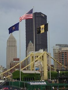 Flags, Pittsburgh