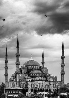 Istanbul, Taj Mahal, Building, Instagram Posts, Travel, Allah, Viajes, Buildings, Destinations