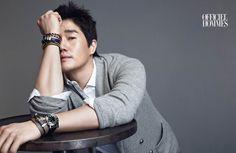 Yoo Ji Tae L'Officiel Hommes Korea Magazine April Issue '14