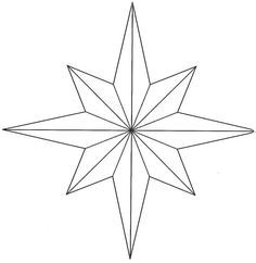 template 6 point star template 6 point star coloring page best printable hearts stars images on primitive free template paper 6 point star template printable Stained Glass Projects, Stained Glass Patterns, Stained Glass Art, Mosaic Glass, Fused Glass, Barn Quilt Patterns, Star Patterns, Applique Patterns, Star Stencil