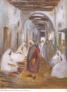 Aly Ben Salem (1910 – 2001)