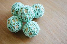 Ravelry: Lacy Crochet Beads pattern by Monica Shanks