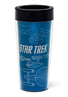 Star Trek 16oz Travel Mug $9.99