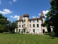 Château médiéval à vendre Auvergne Puy de Dôme