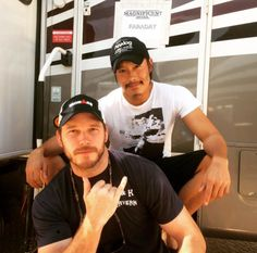 Chris Pratt & Lee Byung Hun - The Magnificent Seven