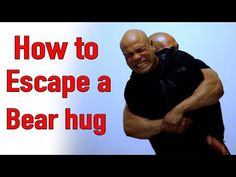 How to get out of a Full Nelson everyone should know   Wing Chun - YouTube