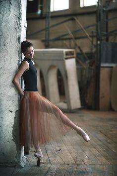 dancer -Photo by Ekaterina Lyzhina - #Ballet_beautie #sur_les_pointes