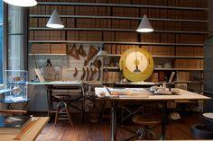 Studio Museo Achille Castiglioni, Milano.