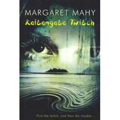 Book #23 of 2014 - Kaitangata Twitch by Margaret Mahy