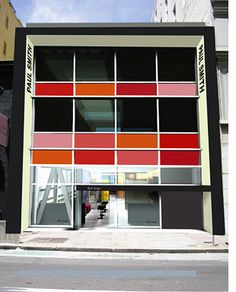 Paul Smith, San Francisco