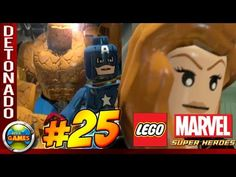 LEGO Marvel Super Heroes Parte #25 - Walkthrough