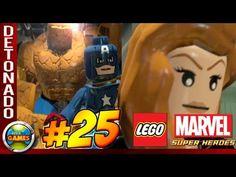 LEGO Marvel Super Heroes Parte #25 - Walkthrough