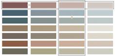 Bilderesultat for jotun fargekart Jotun Lady, Paint Colors, Interiors, Interior Design, Cool Stuff, Elegant, Painting, Colour Chart, Home Decorations
