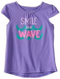 Toddler Girl Jumping Beans® High-Low Graphic Tunic