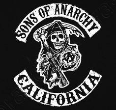 Camiseta Sons of Anarchy - nº 891797 - Camisetas latostadora