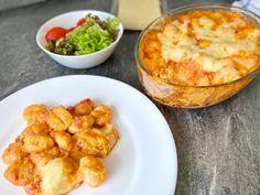 Paradicsomos Gnocchi Gnocchi, Noodles, Macaroni And Cheese, Ethnic Recipes, Food, Macaroni Pasta, Noodle, Essen, Mac And Cheese