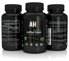 Green Coffee Bean Extract By AH7 100% Pure Highest Quality Antioxident with GCA 50% Chlorogenic Acid for Men and Women Weight Loss Supplement 60 Capsules Made In USA Buy Now > Additional info @ : Garcinia cambogia