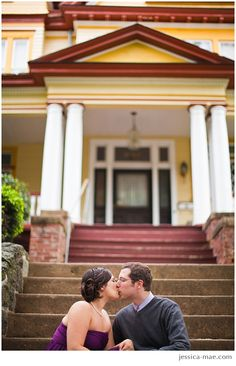 Jessi + Wade's Engagement Session - Jessica Mae Photography