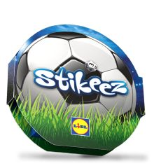 Lidl ES: Stikeez nel pallone.