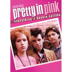 John Hughes - MY FAVE 80'S FILM! I want all of her clothes too :)