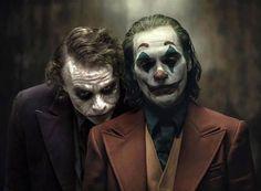 The joker was amazing last night 🃏♥️ Joaquin Phoenix wow he made the joker come alive from the very beginning. Joker Heath, Le Joker Batman, Batman Joker Wallpaper, Joker Iphone Wallpaper, Joker Wallpapers, Joker And Harley Quinn, Gotham Batman, Joker Photos, Joker Images