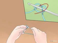 Imagem intitulada Crochet Lace Step 1
