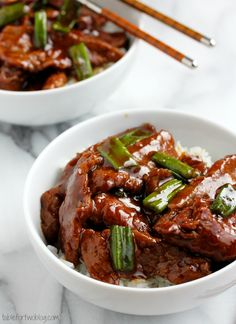 Amazing Mongolian Beef .....   Who doesn't love a great Chinese recipe that is simple and can be made at home.  Using this recipe, you can prepare and serve dinner in about 30 minutes...now that's what I call amazing!