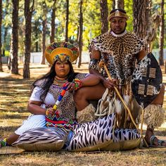 African Men Fashion, Africa Fashion, African Beauty, Zulu Wedding, Wedding Wear, Zulu Traditional Wedding Dresses, Zulu Warrior, Africa Dress, Glamour