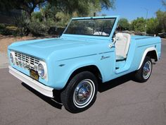 1967 Ford Bronco. Is that too much to ask??!!