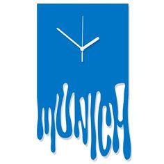 munich wallclock
