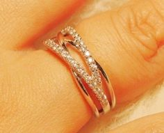 45 #Sparkling Engagement and #Wedding Rings for You to Dream about ...