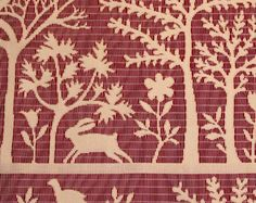 The unusually contemporary Lace Curtain called Rabbit Hollow close up view. Curtain Patterns, Curtain Designs, Lace Patterns, Crochet Patterns, Lace Valances, Lace Curtain Panels, Lace Curtains, Diy Rustic Decor