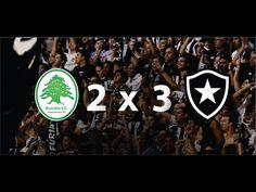 BotafogoDePrimeira: Após gols, Fernandes sonha entrar na lista da Libe...