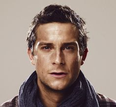 Why is Bear Grylls awesome?  For one, he's easy on the eyes, and secondly, I bet camping trips with him would be amazing.  (Still not drinking my own pee though, no matter how handsome he is!)