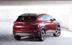 Cars Tuning Music: Hyundai Tucson NEW
