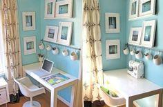 Idee per l'ufficio in casa in spazi piccoli - Casa Italiana