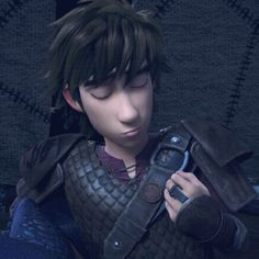 Race to the edge | Hiccup | His face *0*