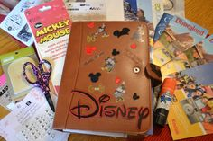 Disney Smash Book