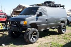 2001 Ford E 350 Quigley 4x4 For Sale