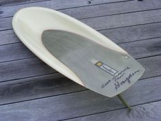George Greenough Spoon | Hayden Spoon Kneeboard