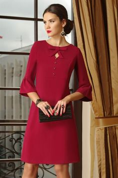 Платье Распродажа арт. 3282 вин