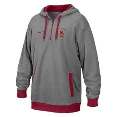 8455f43f457a07 printable+hoodie+1 4+zip   Customer reviews for Nike Fleece (USC) Men s  Practice Hoodie