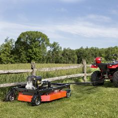 Tow-behind Mowers, Field and Brush Mowers (Brush Hogs), Finish Mowers Atv Attachments, Atv Accessories, Horse Farms, Lawn Mower, Offroad, Quad, Acre, Tractors, Outdoor Power Equipment