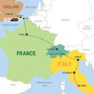 European Traveler 2014 - Trafalgar Tours