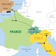 European Traveler 2014 - Trafalgar Tours