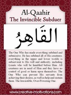 Names of Allah Islam Muslim, Islam Quran, Quran Quotes, Islamic Quotes, Islamic Dua, Allah In Arabic, Asma Allah, Religion, Almighty Allah