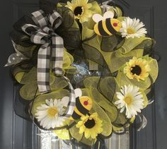 Spring To Bee. $38.00, via Etsy.