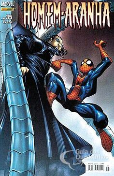 Homem-Aranha n° 35 - Panini
