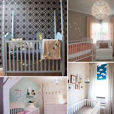 Decorating Small Nurseries